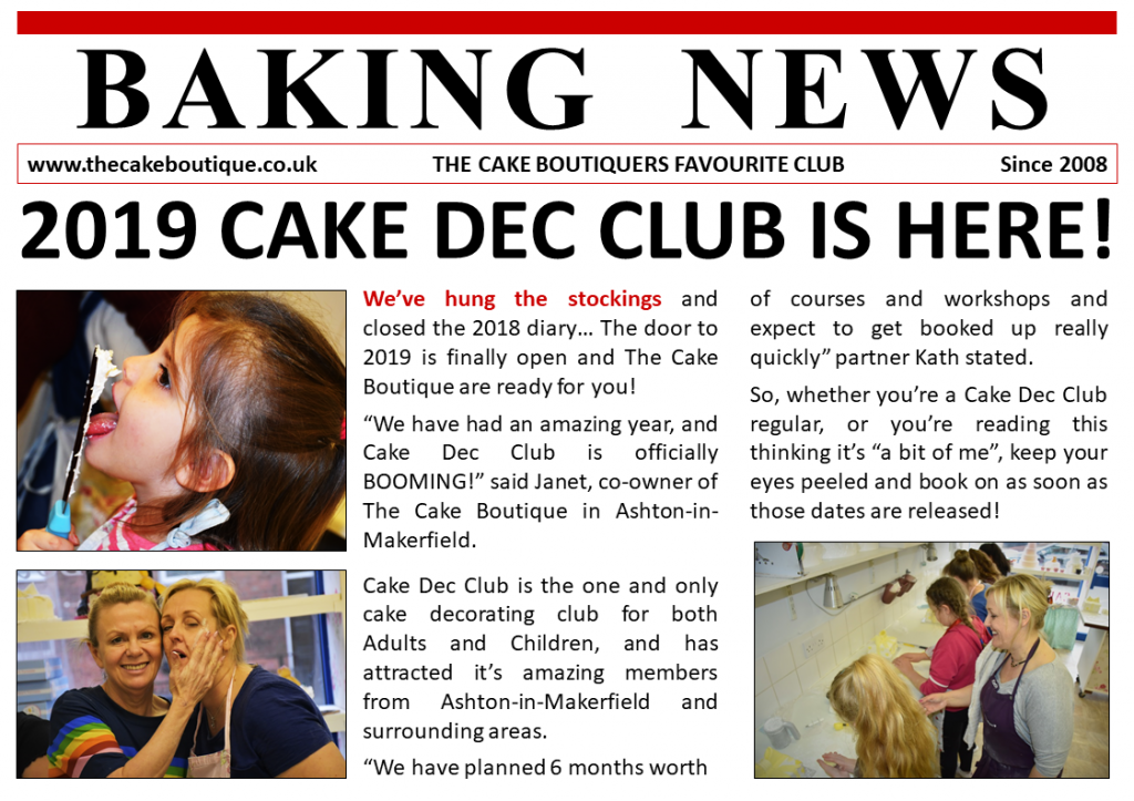 Baking News 1